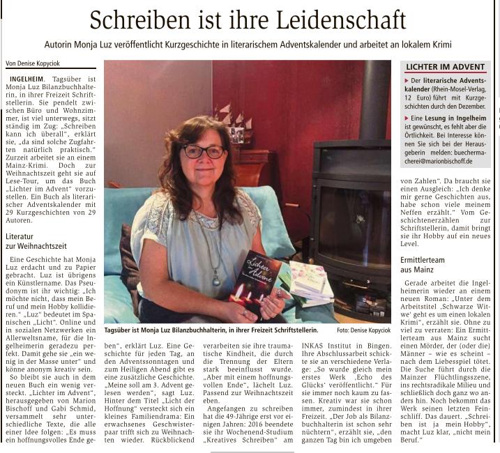 Allgemeinen Zeitung Ingelheim_29.10.2018
