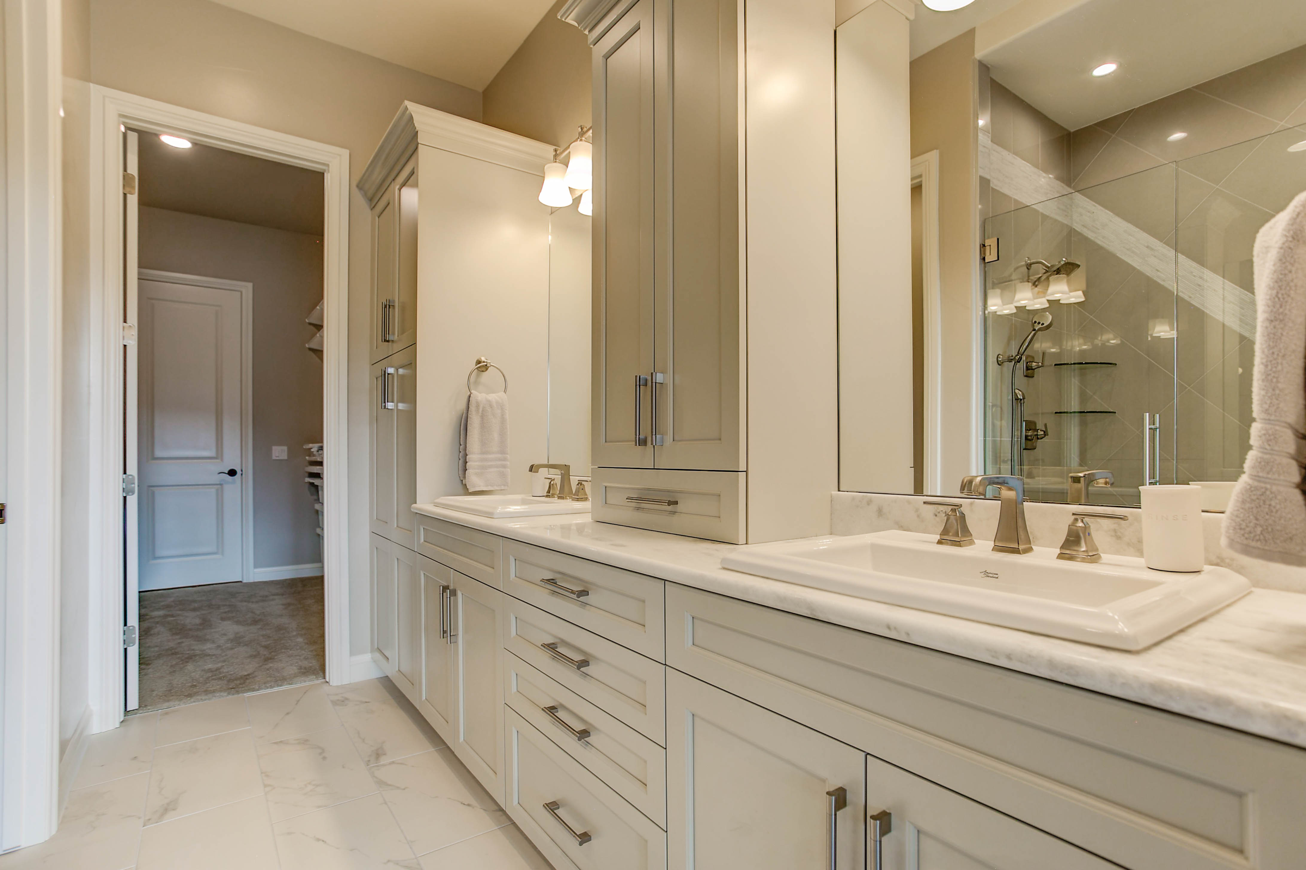 Luxury Main Level 5-piece Master Bathroom