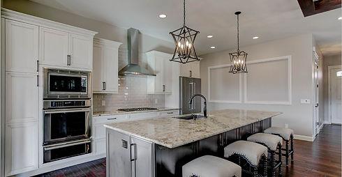 Gourmet Kitchen Open Floor Plan Home Castle Rock Larkspur Colorado