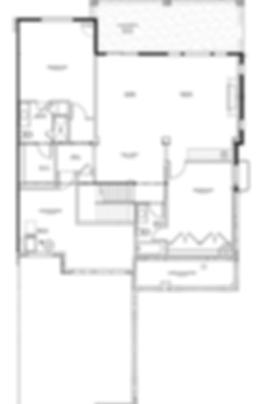 Augusta Model Lower level New Home Floor Plan