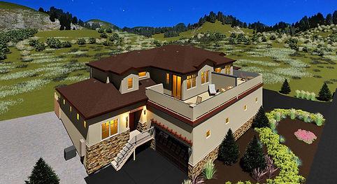 Cypress New Low Maintenance Main Level Master Larkspur Colorado