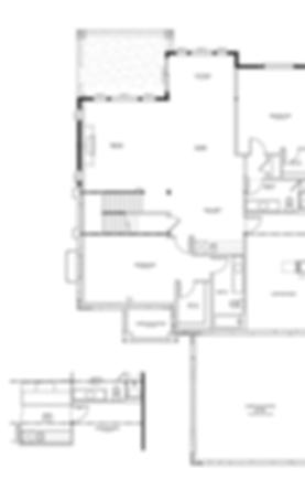 Bayhill Model lower level New Home Floor Plan