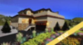 Cypress Luxury semi custom golf course New Home Larkspur Colorado
