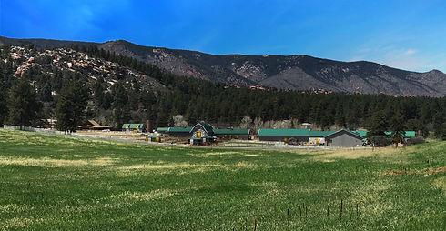 Equestrian Facilities in Perry Park Ranch Castle Rock Colorado
