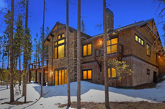 Stone Aspen Luxury Contemporary Moden New Custom Home Larkspur Colorado