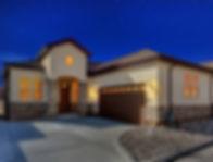 Bayhill New Home Plan Low Maintenance Main Level Master Castle Rock Colorado