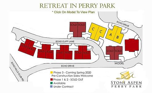 Retreat in Perry Park Community Map Lark