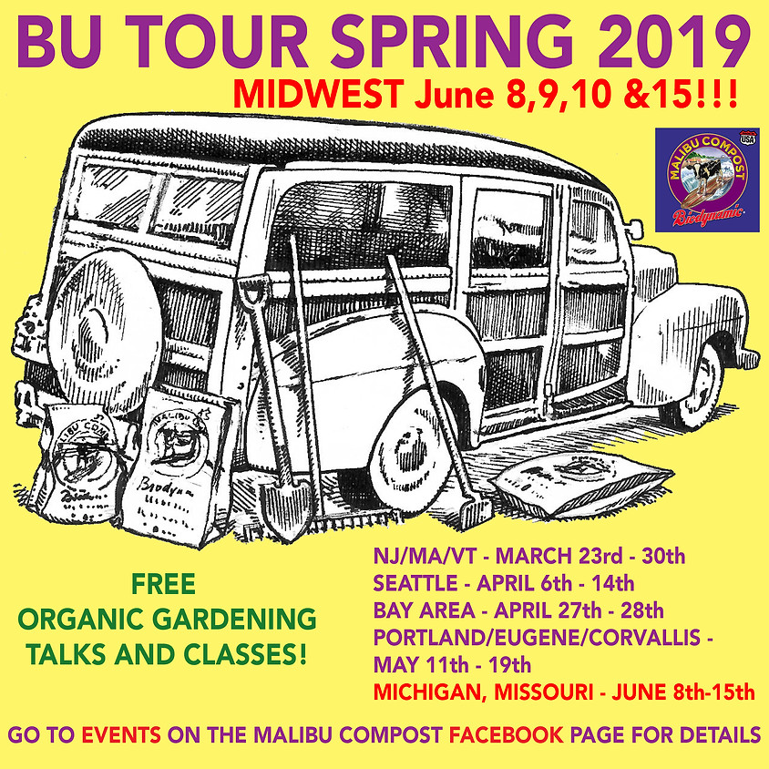 BU Tour Spring 2019