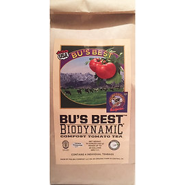 Malibu Compost Bu's Best Compost Tea for Fruits, Vegetables and Tomatoes