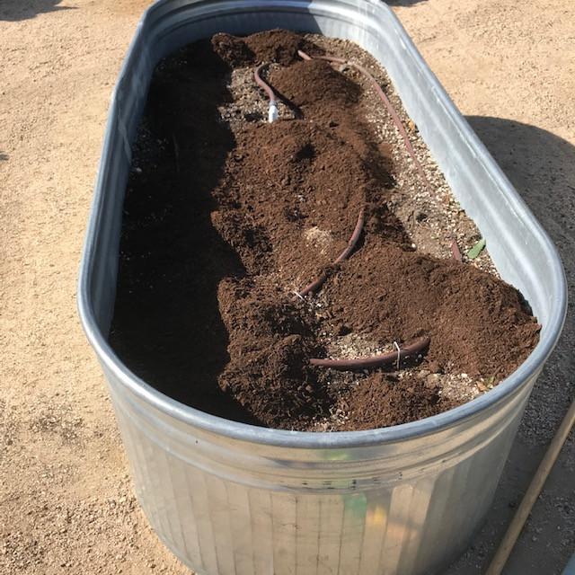 Malibu Compost's Bu's Blend Ready to Spread