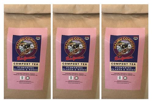 Compost Tea Package for Rose Garden