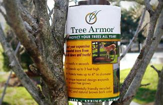 Non-Toxic Tree Armor