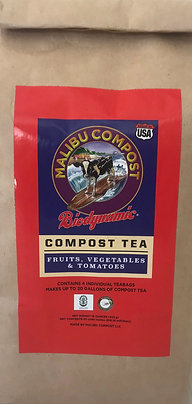 Compost Tea for Fruits, Vegetables and Tomatoes