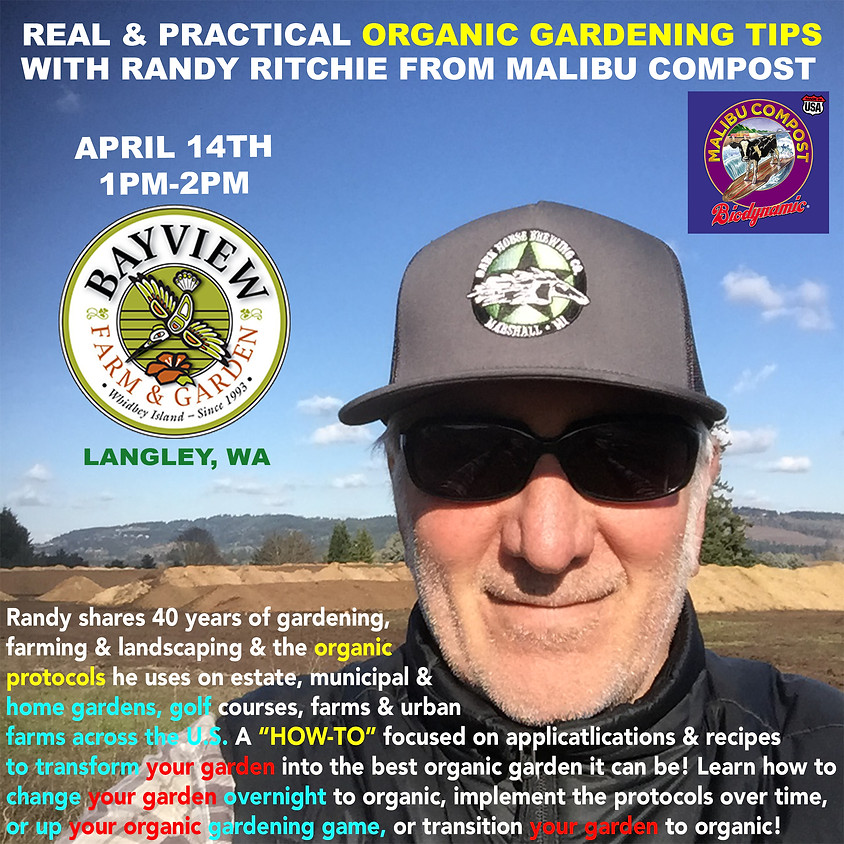 Real and Practical Organic Gardening Tips
