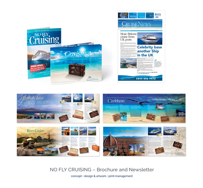 No Fly Crusing Booklet and Newsletter.jp