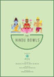 The Hindu Bowls is een concept van Chef Bhumi in samenwerking met concept store All about Eve, ontwerper Aiiro Design Collective en schrijver Ameya Hemmady.