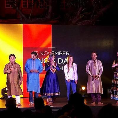 Kings Day performance in Mumbai