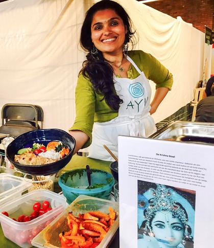 Chef Bhumi