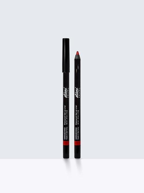 Waterproof Gel Lip Liner - Maraschino