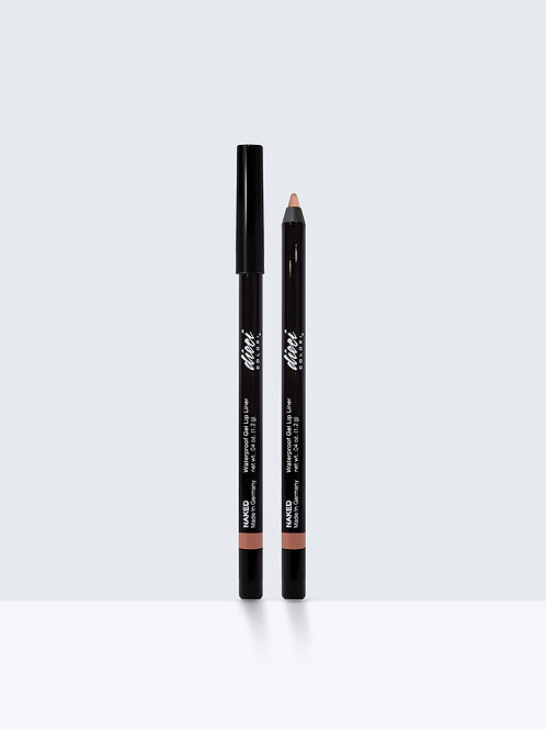 Waterproof Gel Lip Liner - Naked
