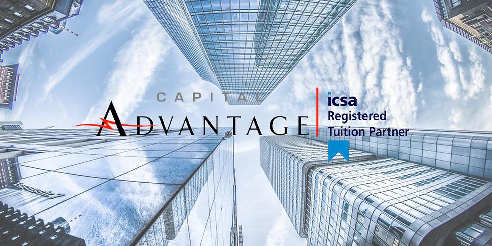 ICSA: Corporate Governance