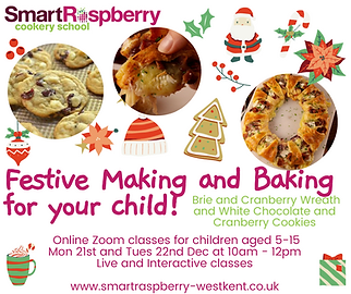 Festive Making and Baking for your child