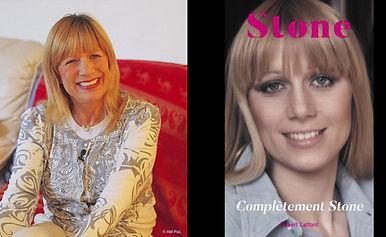 Interview de la chanteuse Stone. Sortie du livre complètrement Stone. Réalisation AM PixL pour la châine Supraconscient - AM PixL