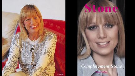 Interview de la chanteuse Stone. Sortie du livre complètrement Stone. Réalisation AM PixL pour la châine Supraconscient