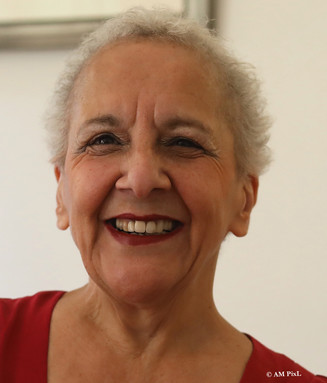 JOSETTE KALIFA, ARTISTE RESOLUMENT ATYPIQUE