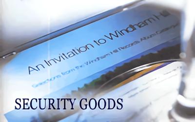 SECURITY GOODS