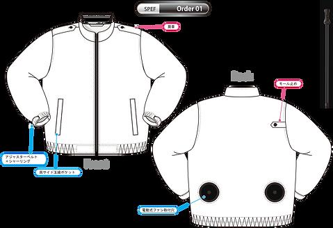 白紙ブルゾン型(肩章モール止付).png