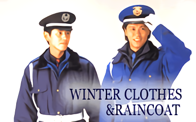 WINTER CLOTHES & RAINCOAT
