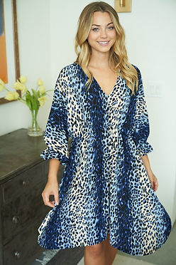 Puff Sleeve Leopard Print Knit Dress.jpg