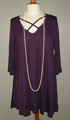 "60"" Faux Pearl cream necklace"
