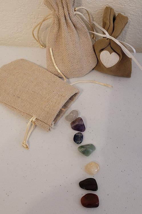 Small Chakra Crystal Kits