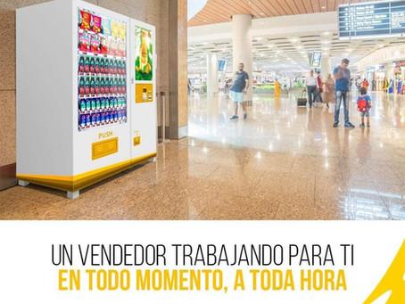 ¡Idea de negocio!  'Vending Machine' En Centros Comerciales