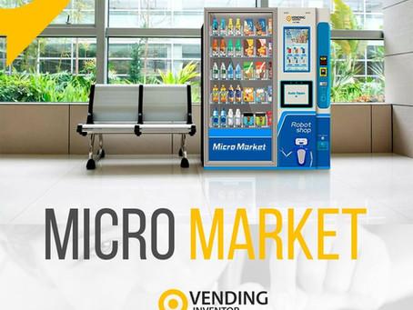 El negocio de las máquinas de vending en zonas residenciales