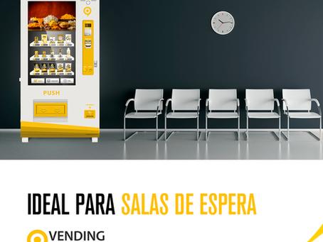 """Aumenta tus ingresos y puntos de venta mediante el modelo de Negocio """"Vending Machine.!!!!!"""""""