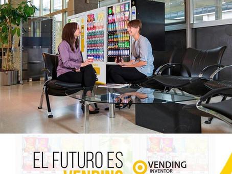 Ventajas de integrar máquinas y soluciones de negocio Vending Inventor en Comedores industriales.