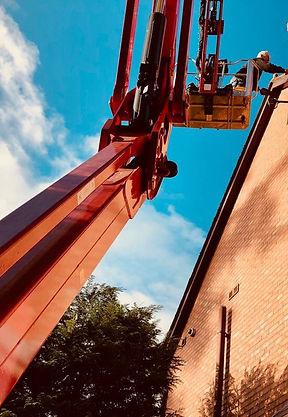 Window cleaning in Liverpool Merseysie