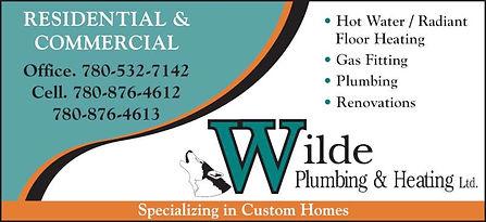 Wilde Plumbing Grande Prairie