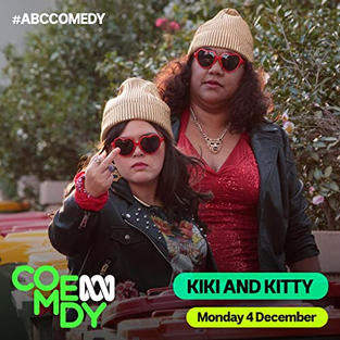 Kiki and Kitty