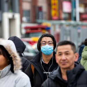 Coronavirus stokes Asian discrimination fears in Canada's biggest city