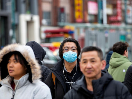 Coronavirus stokes Asian discrimination fears in Canada's biggest city