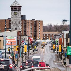 Canadian military town prepares for coronavirus evacuees