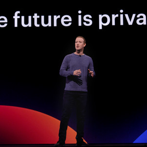Facebook unveils outline for new 'privacy-focused' app features