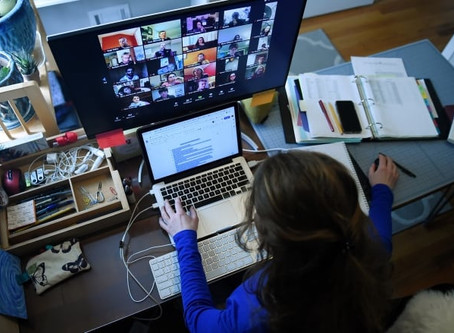 Schools urged to ensure students' security and privacy when conducting classes online