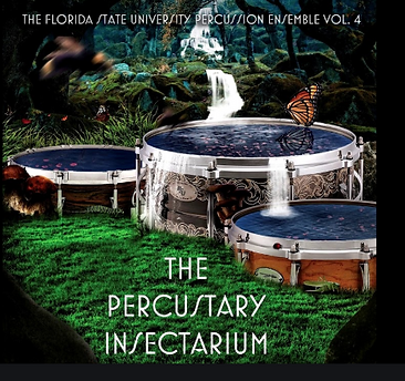 The Florida State University Percussion.