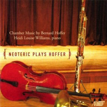 NEOTERIC PLAYS HOFFER - Albany Records