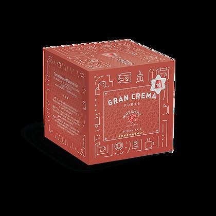 Café en Cápsula Mokaflor Gran Crema compatible Nespresso 10 uds